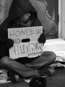 Homelessness Grace